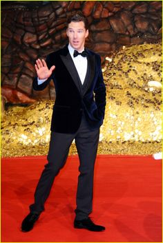 benedict cumberbatch hobbit berlin premiere 22 attending the premiere of The Hobbit: The Desolation of Smaug held at Cinestar am Potsdamer…