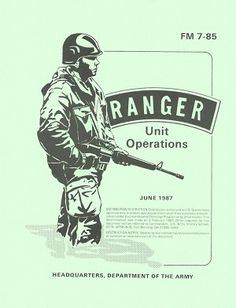 Military Tactics Ranger Manual - Rational Survivor has been putting together Digital Downloads for the Prepper