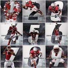 2015 Season Countdown Graphics on Behance. Sports design
