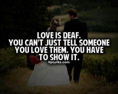 Deaf So true!