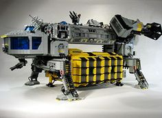 Container Shuttle Craft CSC