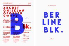 Typographies - Berline - Les Graphiquants
