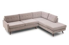 Hopson Sectional with Bumper (2 piece) $2259 sale