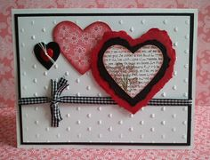 C4C73 - BE MY VALENTINE-4 by jhaddad59 - Cards and Paper Crafts at Splitcoaststampers