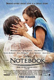 Recommendation of the Day: The Notebook