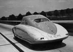 1939 Maybach SW 38 Stromlinie