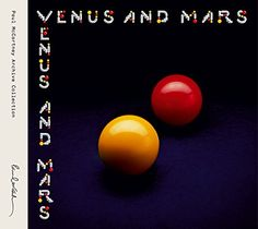 Venus and Mars (Deluxe Book)   Venus and Mars (Deluxe Book) The newest release in the Paul McCartney Archive Collection        Personally supervised by Paul     Newly remastered at Abbey Road Studios   Deluxe 2CD/1 DVD, housed in a hardback book, 128 pages            Venus and Mars, originally released in 1975, is the fourth album by Wings. The album was recorded primarily at Sea-Saint Studios in New Orleans and at Abbey Road Studios in London. The album topped US and UK charts reac..