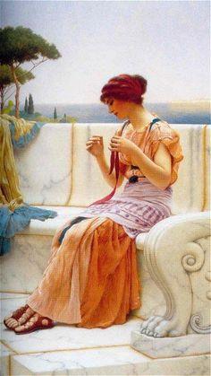 .Sir Lawrence Alma Tadema