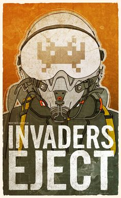 Invaders Eject