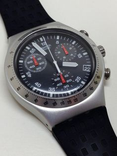 Swatch Watch Chrono Special Edition UBS 150 Years by ThatIsSoFunny