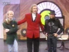 """ROBIN & MAURICE GIBB in """"Wetten Dass"""" 1991 - Short Interview - Love them."""