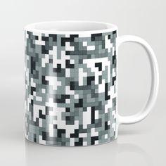 Camouflage Digital art Coffee Mug by camouflagedextergornez Camouflage, Coffee Mugs, Digital Art, Ceramics, Ceramica, Pottery, Military Camouflage, Coffee Cups, Ceramic Art