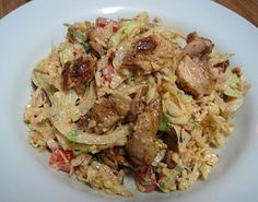 Dukan Chipotle Chicken Salad