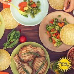 Poczuj przyjemność chrupania zarówno samych wafli, jak i połączonych z dodatkami! Sunny Corn Multigrain smakują doskonale z wędliną, warzywami, serem czy też z potrawami na grilla! Sprawdź sam!