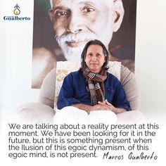"""""""Estamos falando de uma realidade presente nesse instante. Nós estamos procurando isso no futuro e isso é algo que está presente quando a ilusão desse dinamismo egoico essa mente egoica não está."""" Marcos Gualberto   #ramanashramgualberto #mestregualberto #satsang #ramana #ramanamaharshi #rinpoche #bhakti #freeyourmind #infiniteself #rupertspira #upanishad #umcursoemmilagres #ucem #acim #vrindavam #omnamahshivaya #acknowledgement #oneness #dzogchen #wholeness #nonduality #vedanta…"""