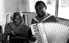 Luiz Gonzaga e seu pai, Januário dos Santos Foto: Reproduçao