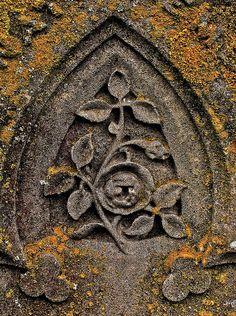 A Symbol of Worth, Beauty, Youth... And Virtue.  Carisbrooke, Isle of Wight, UK