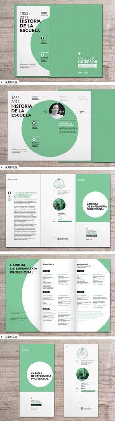印刷品 Brochure Layout, Brochure Design, Branding Design, Pamphlet Design, Leaflet Design, Brochure Inspiration, Graphic Design Inspiration, Book Design Layout, Album Design