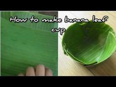 Banana Leaf Plates, Leaf Crafts, Food Packaging Design, Diy Gifts For Boyfriend, My Best Recipe, Leaf Art, Food Presentation, Creative Food, Food Design