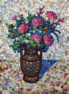 Valdis Adams (Riga). Mosaic buttons.