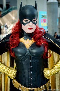 Cool Cosplay: Buzz Lightyear, Black Widow, And More! Batgirl Cosplay, Batman And Batgirl, Cassandra Cain, Stephanie Brown, Barbara Gordon, Black Bat, Super Hero Costumes, Silver Surfer, Batwoman