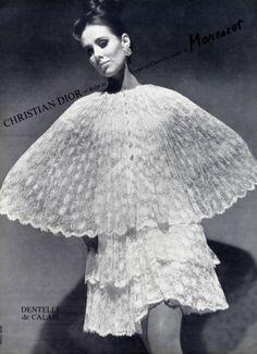 Christian Dior 1966 Fashion Photography