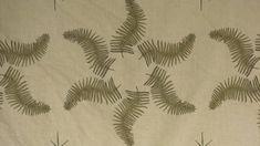 Fern Star in Lou Lou's Pistachio – Lauren Liess Lauren Liess, Fabric Pictures, Star Designs, Boho Pillows, Natural Linen, Pistachio, Ferns, Line Drawing, Printing Process