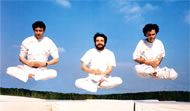 permanent peace: what is yogic flying? ~~floating/catching currents