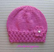 Ravelry: Hat Eva pattern by Elena Chen free pattern