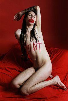 marilyn manson by richard kern Marilyn Manson, Rock Bands, Evans Wood, David Lachapelle, Evan Rachel Wood, Nu Metal, Gothic Rock, Photographs Of People, Mick Jagger