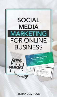 Learn all about social media marketing for online businesses, bloggers and creative entrepreneurs: https://www.therandomp.com/blog/social-media-management-for-starters/ How to get more visitors with Pinterest? What to use Facebook groups for? And how to use other social media for more traffic? Get the full guide: https://www.therandomp.com/blog/social-media-management-for-starters/