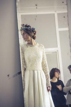 Sole Alonso y sus trajes de novia