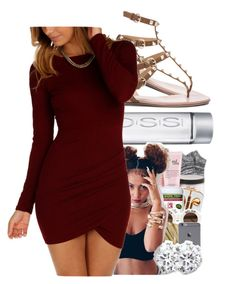 """@KDT"" by g-oddesses ❤ liked on Polyvore"