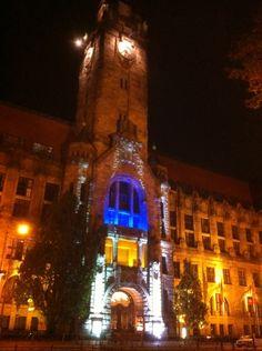 Rathaus Charlottenburg in Berlin, Berlin