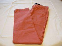 Men's Tommy Hilfiger pants 40 W 30 L custom fit 7890978 grey 030 t03hm NWT #TommyHilfiger #pants