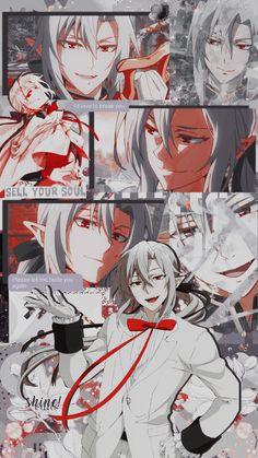Anime Wallpaper Phone, Cool Anime Wallpapers, Animes Wallpapers, Manga Anime, Otaku Anime, Anime Art, Image Deco, Character Wallpaper, Owari No Seraph