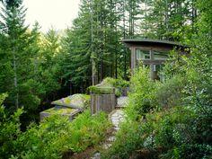 Mill Valley Cabins by Feldman Architecture | OEN