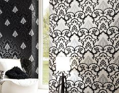 El papel pintado en blanco y negro está de moda! Descubrelo en el catálogo Folck 4!! https://papelvinilicoonline.com/es/135-folck-4