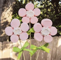 Biancoperla Wedding: Fiori Marshmallow per un dolce regalo di San Valentino