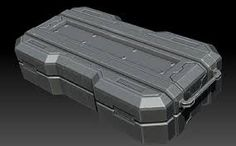 Image result for sci fi crate