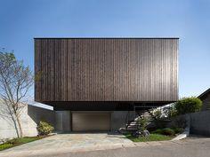 桜島の住宅 | 松山建築設計室 | 医院・クリニック・病院の設計、産科婦人科の設計、住宅の設計