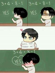 Mikasa se Pondrá celosa si ve esto :D