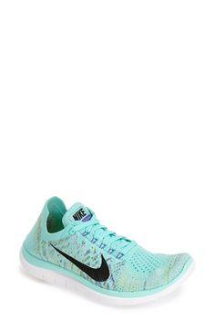 Nike 'Free Flyknit 4.0' Running Shoe (Women)   Nordstrom