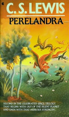 My review of Perelandra by C.S. Lewis