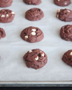 Hot Chocolate Pudding Cookies