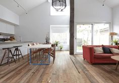Gallery - Reclaimed Flooring - Tasmanian Oak and Common Native Timber Floorboards