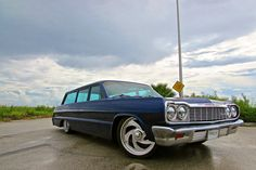 '64 Chevrolet Impala Wagon