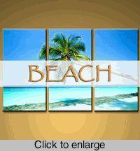 beach artwork paintings - Google Search
