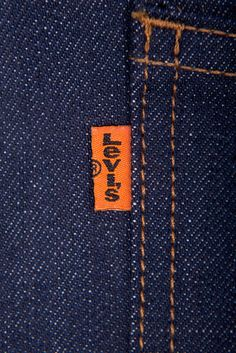 About the Levis Orange Tab