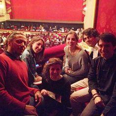 Imiperlascala #milanoperlascala #gruppogiovani alla prova di #Carmen #teatroallascala #milano #teatro #opera
